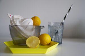 citroenwater maken